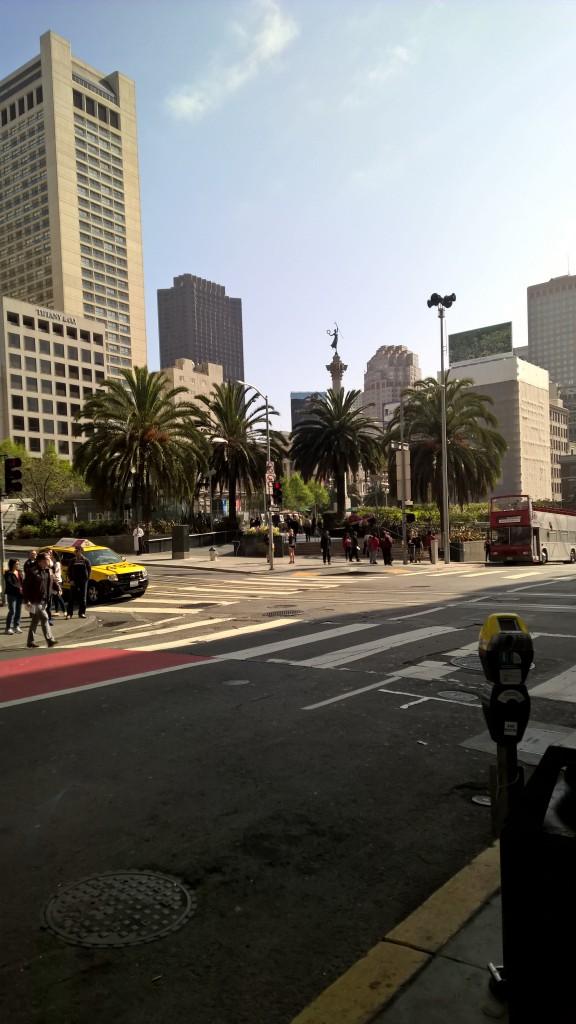 Goodbye San Francisco!