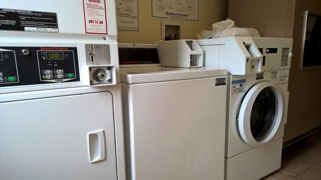 Wir waschen!