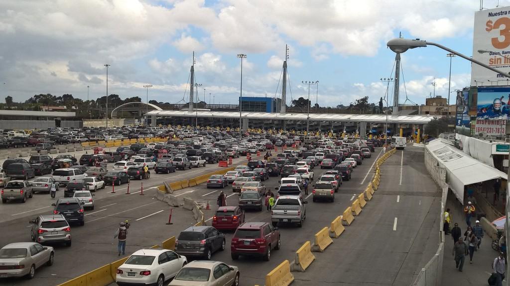 Einreise in die USA von Mexiko mit dem Auto
