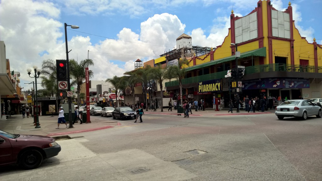 "Tijuana (Mexiko) ""Downtown"""
